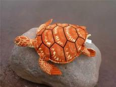 海乐园毛绒玩具红色海龟
