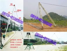 铝合金立杆器 立杆器 立杆工具 三角立杆器