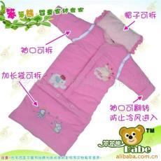 笨笨熊品牌蚕丝睡袋 婴幼儿蚕丝家纺 专业生产商