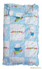 笨笨熊两用睡袋 蚕丝睡袋 婴儿睡袋 图