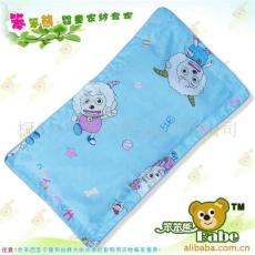 儿童枕头 儿童保健枕 蚕丝枕头 蚕沙枕芯 图
