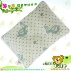 婴儿天然亚草枕套 适用笨笨熊定型枕 图