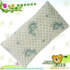 供应天然婴儿亚草枕套 适用笨笨熊益智枕 图