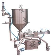 KLG颗粒浆状灌装机