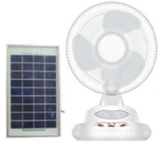 太阳能风扇 台式风扇