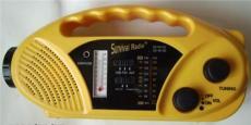 太陽能收音機 手搖收音機 收音機電筒