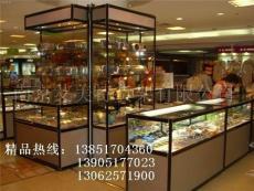 展示架 展示柜 精品货架 玻璃柜台 南京货架