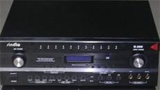雙混響系列KTV功放K200
