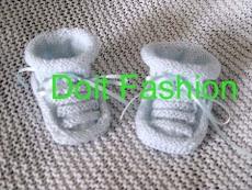 供應各種手工編織童鞋2