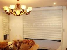 電動卷簾窗 雙層鋁合金簾片 耐腐蝕