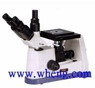 电脑三目倒置型金相显微镜4XFE
