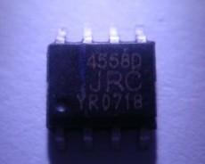JRC4558 芯片IC 功率放大芯片