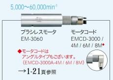 日本NAKANISHI精密電動主軸馬達EMS-3060K