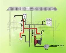 热水增压泵/自来水增压泵/家用增压泵安装