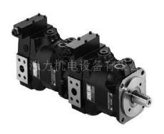 Parker派克PV/PV系列雙聯軸向柱塞泵