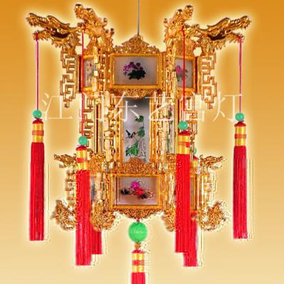 宫廷吊灯G024金色