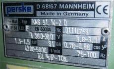 德国PERSKE电机