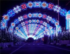 北京LG雙子座大廈夜景照明工程