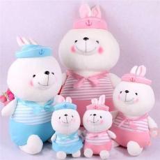 深圳毛绒玩具厂供应毛绒兔子