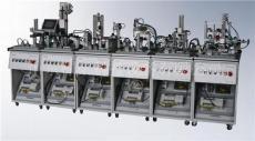 模塊化柔性生產線系統 6站