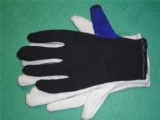 罗纹手手套