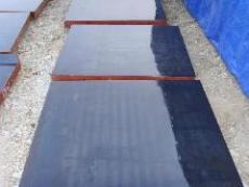 模板漆涂刷鋼模板的效果