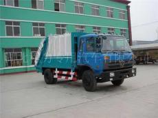 東風145壓縮式垃圾車 湖北程力專用汽車有限公司