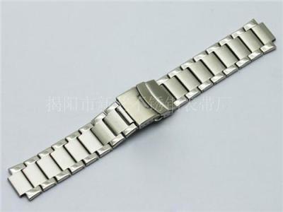 不锈钢表带 揭阳不锈钢表带 不锈钢表带厂 新艺五金