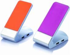 CJ-2009B手機座 USB集線器