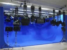 演播室虚拟蓝箱