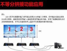 大屏幕拼接器.LED大屏幕視頻拼接器.邁普步入國際劇場