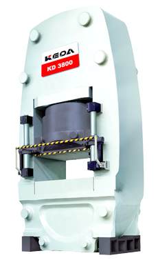 科达超强压砖机