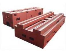 大型鑄件 床身鑄件 立柱 鑄鐵平板平臺