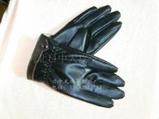 男士pu手套