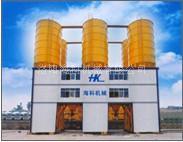 河南洛阳HZS180型水泥混凝土搅拌站厂