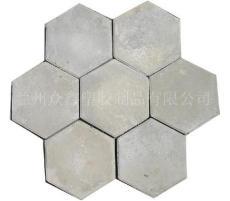 蘭州六角磚 蘭州西班牙磚 眾鑫塑料 蘭州吸水磚