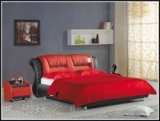 軟床1.8雙人真皮 軟床1.5 名體軟床 品牌真皮特軟床