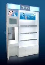 哈尔滨化妆品展柜专业的选择 罗曼帝化妆品展柜厂