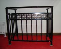 深圳宏發鋅鋼特殊建材最新推出-組裝式鋅鋼陽臺欄桿