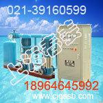 CGWX無錫洗澡房管道增壓設備