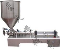 KLG顆粒灌裝機 半自動灌裝機