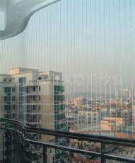 自由風隱形防護網 防盜網 重慶防護網