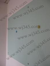 磁性玻璃白板批发 深圳磁性玻璃白板厂家