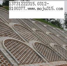 拱形骨护坡架塑料模具