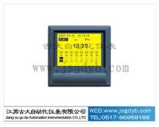 GD-XJ-4000系列黃屏無紙記錄儀