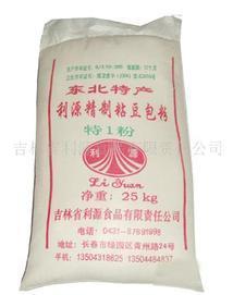 水磨粘豆包粉