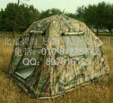 两人野营充气帐篷/首长休息帐篷/通信工程专用充气帐篷