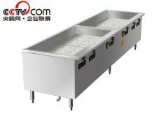 東莞廚房設備價格 電磁點心保溫爐