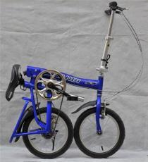供應火立方折疊自行車