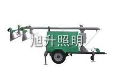 新疆大型CBP1500全方位拖车照明灯塔